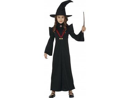 Detský kostým - Profesorka Mcgonagallová (Velikost - děti M)