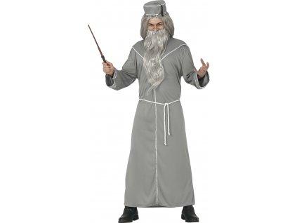 Pánsky kostým - Albus Dumbledore (Velikost - dospělý L)