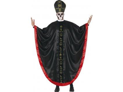 Pánský kostým - Satanický Kardinál