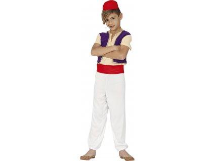 51365 1 detsky kostym aladin
