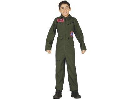 Kostým pilota  dětský