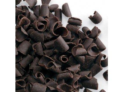čokoládové hoblinky