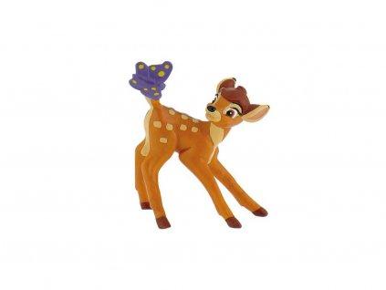 50279 bambi figurka na tortu