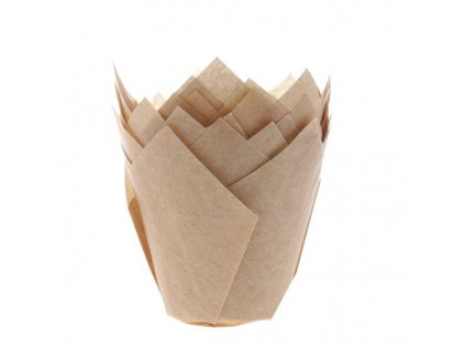 košíčky na muffins tulipán