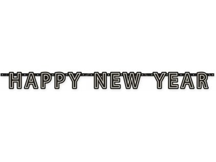 Banner Happy New Year