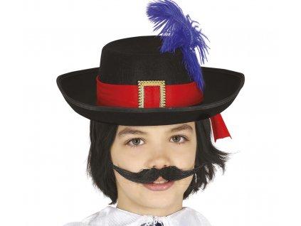 Mušketiersky klobúk