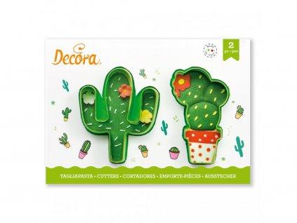Sada vykrajovátek - kaktusy