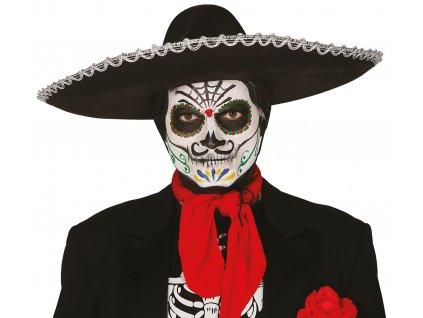 Mexické sombréro 55cm