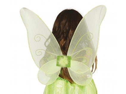 Zelené křídla - Zvonilka