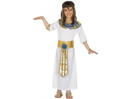 Egyptská princezná (Veľkosti 10-12 rokov (výška 142-148cm))