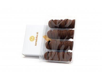 Polotovar - tartaletka čokoládová 36 ks