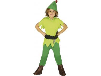 Kostým Robin Hood (Veľkosti 10-12 rokov (výška 142-148cm))