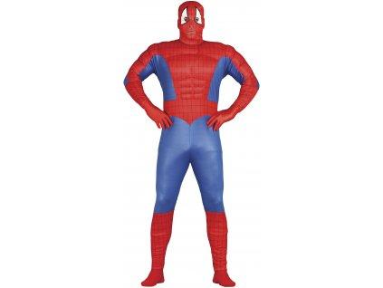 Kostým Spidermana (Velikost - dospělý L)