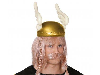 Gálská helma