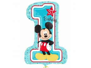 Foliovy balon 1 mickey
