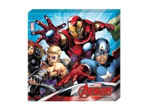 Ubrousky s motivem Avengers
