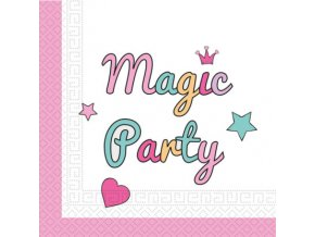 Ubrousky Magic Party