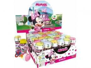 Bublifuk Minnie 60ml