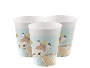 Bambi Paper Cups 200ml