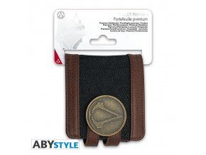 assassin s creed portefeuille premium crest