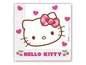 Ubrousky Hello Kitty 20 ks