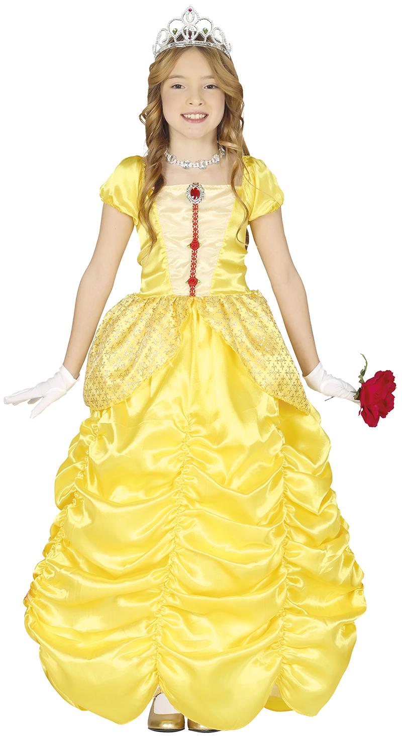 Guirca Dětský kostým - Princezná Bella Velikost - děti: S