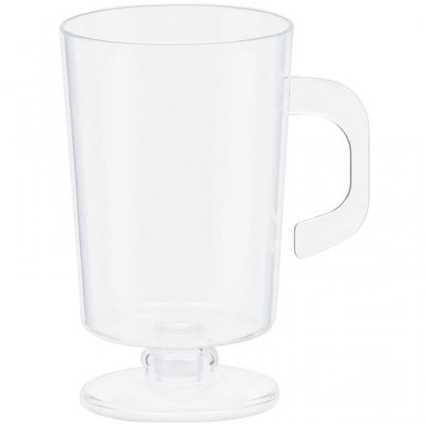 Levně Amscan Plastové kelímky na kávu 10 ks