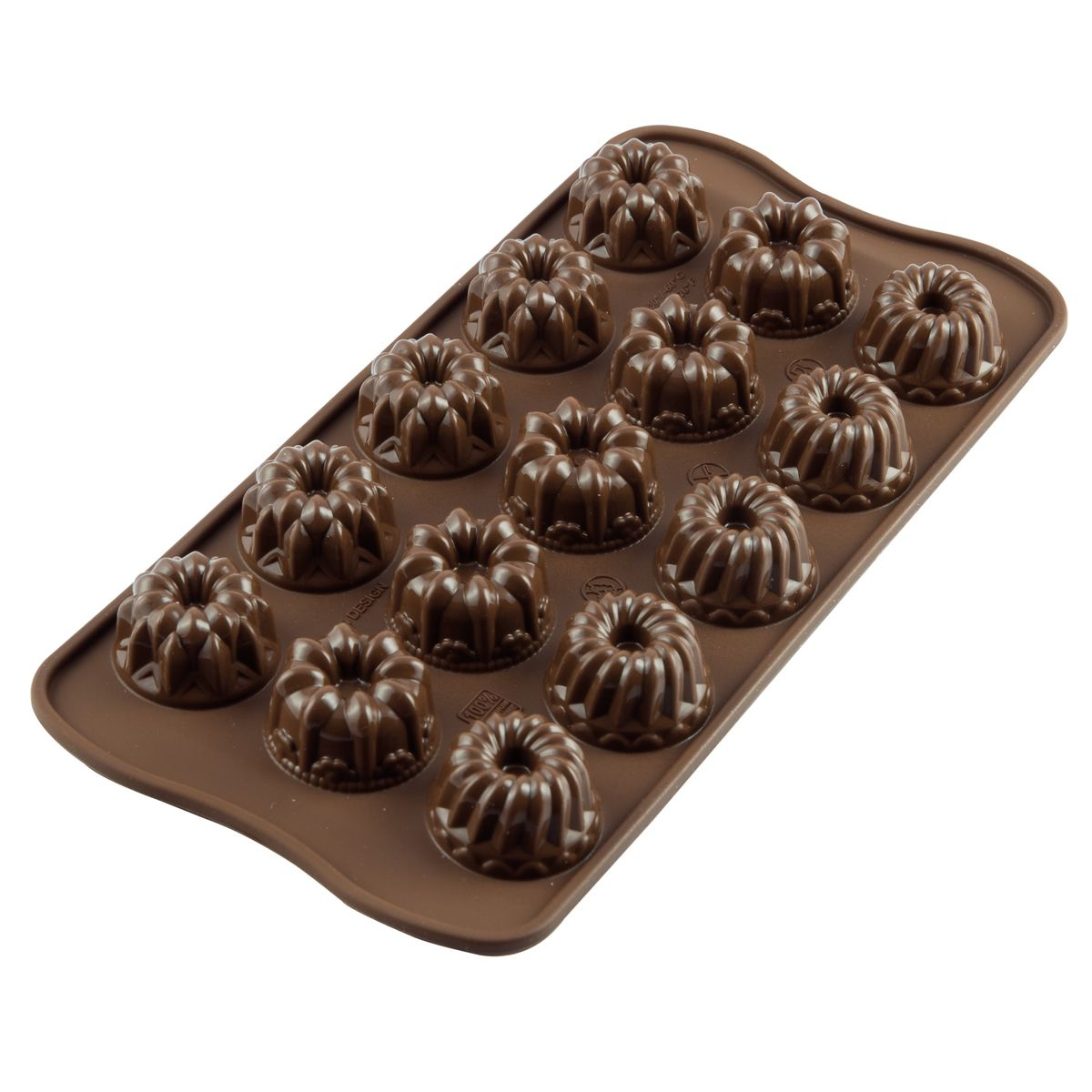CakeSupplies Forma na čokoládu - Fantasia (bábovky)
