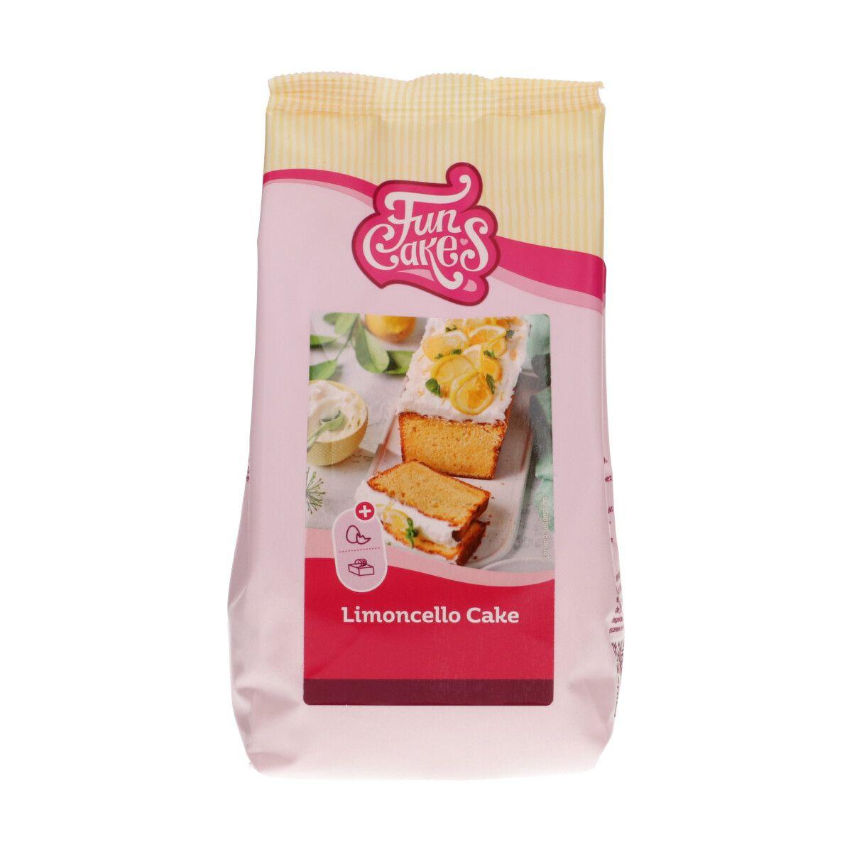 CakeSupplies Směs na výrobu citronového koláče - Limoncello 400 g