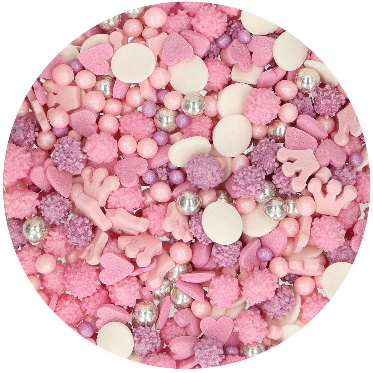 Funcakes Cukrářské zdobení Medley Princess - Princezna 50 g