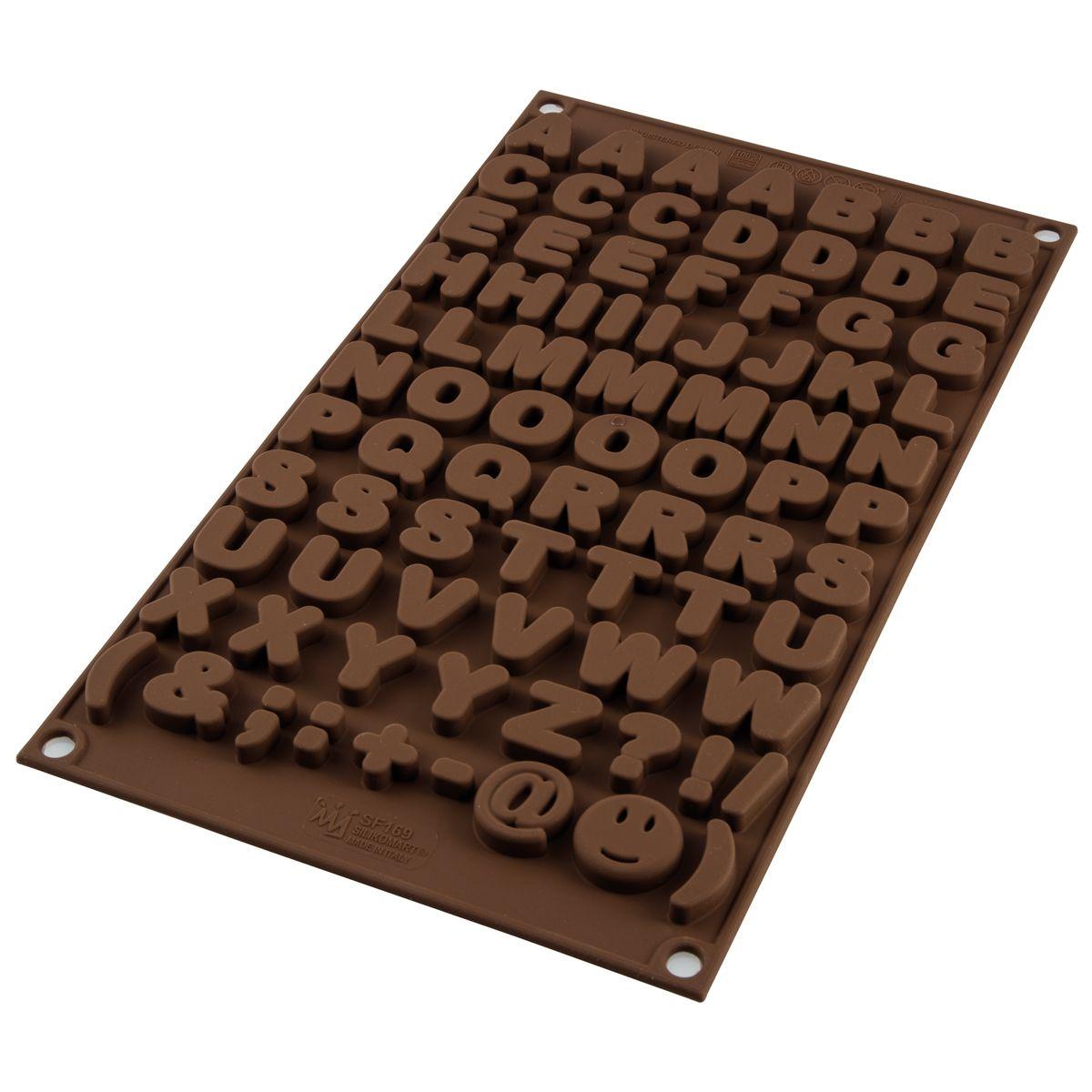Pomůcky pro práci s čokoládou