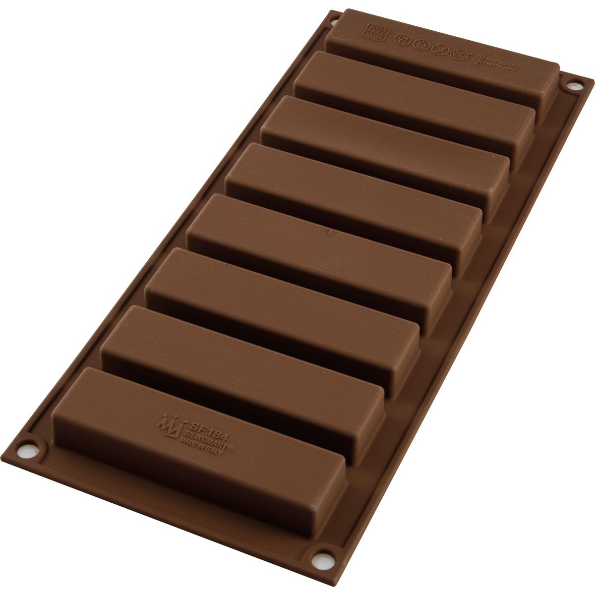 CakeSupplies Silikonová forma na čokoládu - tyčinky