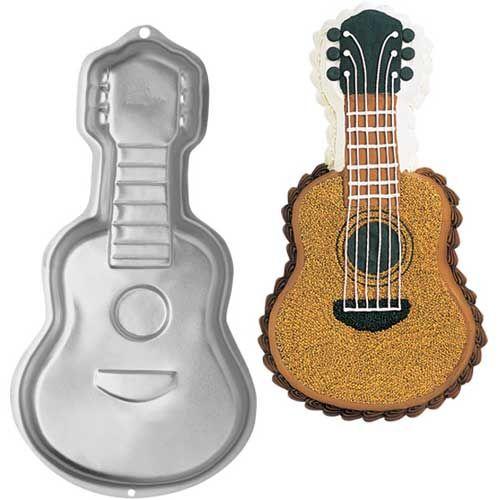 Wilton Dortová forma - 3D Kytara