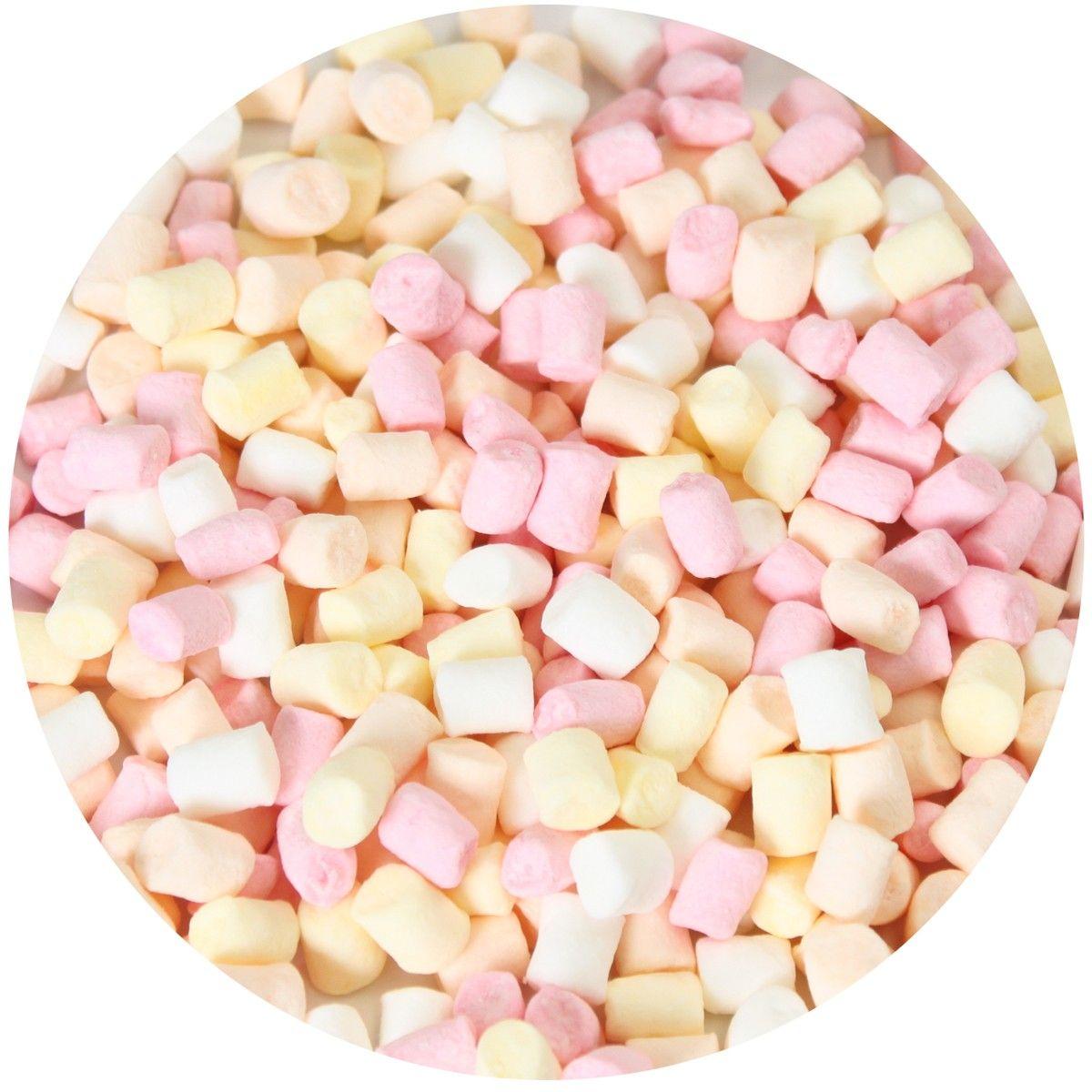 Funcakes Cukrářské zdobení Micro Marshmallows 50 g