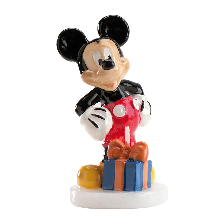 Dekora 3D Svíčka - Mickey Mouse 8 cm