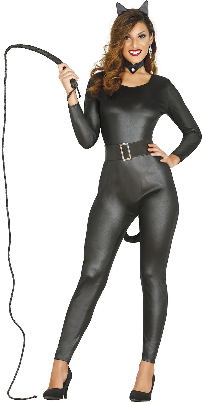 Guirca Kostým Catwoman Velikost - dospělý: M