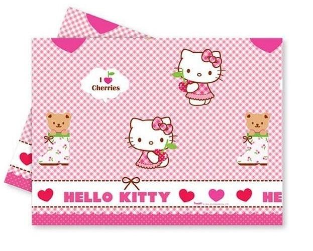 Procos Ubrus Hello Kitty - 120 x 180 cm