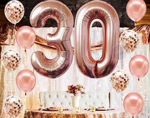 30. születésnap