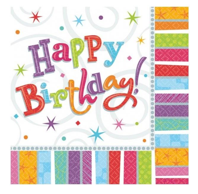 Boldog születésnapot ünnepség
