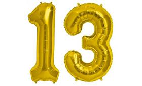 13. születésnap