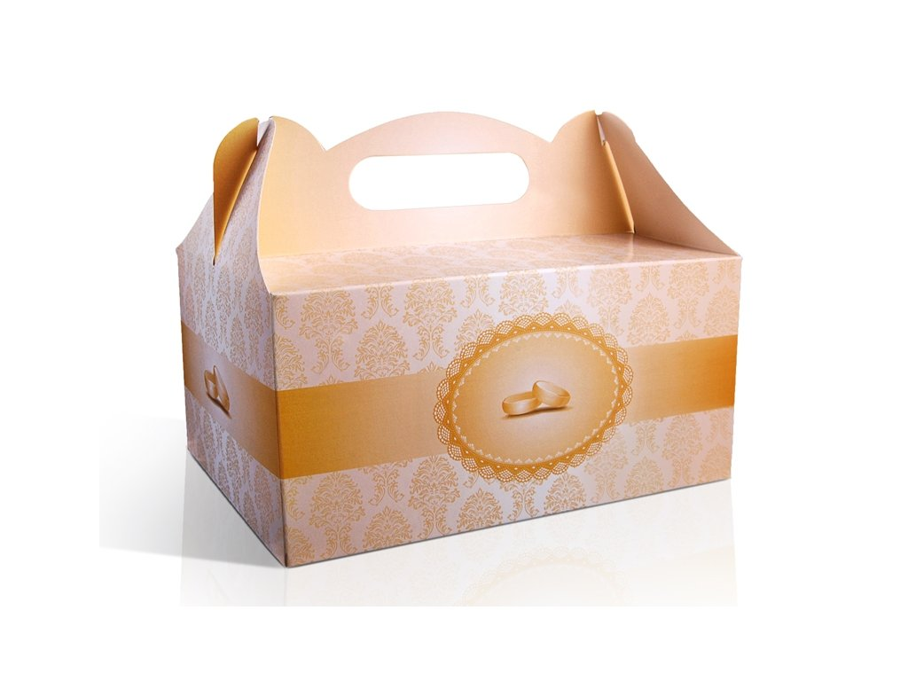 Dekoratív kóstoló dobozok