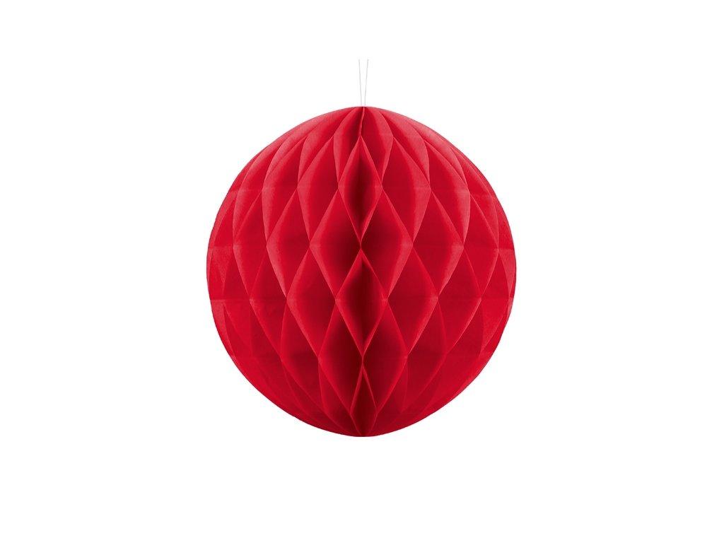 Papír gömbök - honeycomb balls