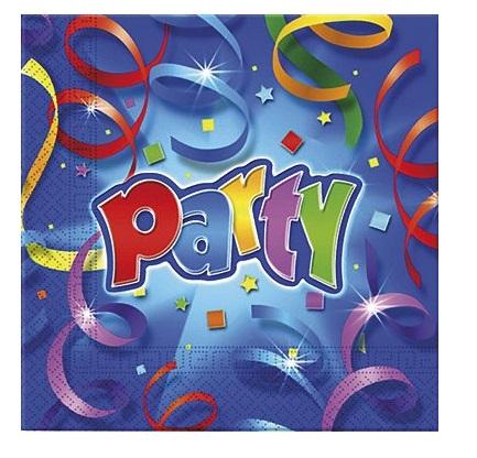 Party - konfettis