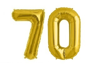 70. születésnap