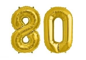 80. születésnap