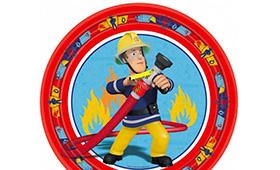 Sam a tűzoltó ünnepség