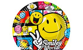 Smiley ünnepség