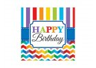 Színes születésnap ünnepség