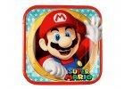 Super Mario szülinapi ünnepség - party díszítés