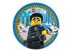 Lego szülinapi ünnepség - party díszítés